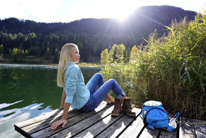Alpenwelt Karwendel - Entspannen am Lautersee