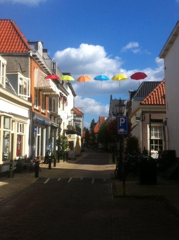 Straatje in Harderwijk