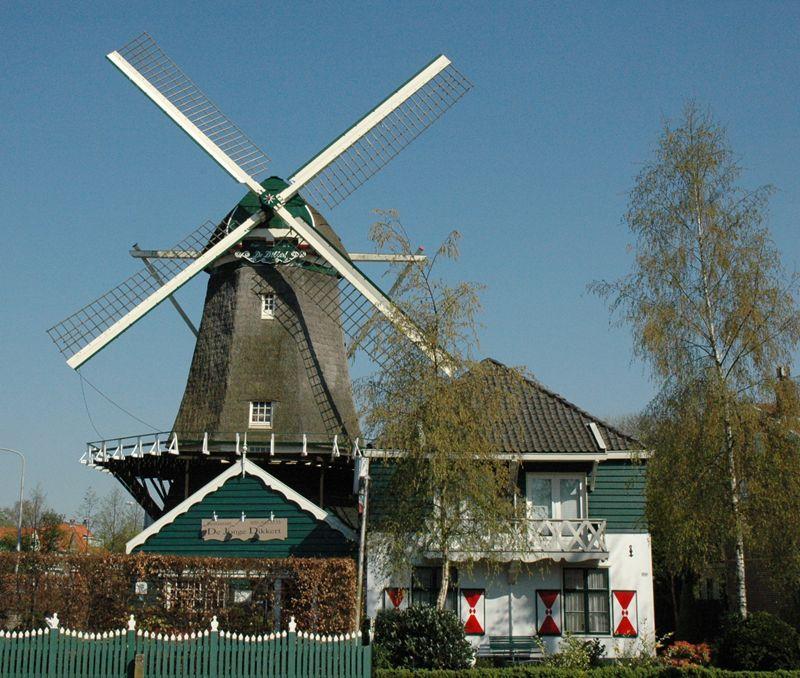 Molen de Dikkert in Amstelveen