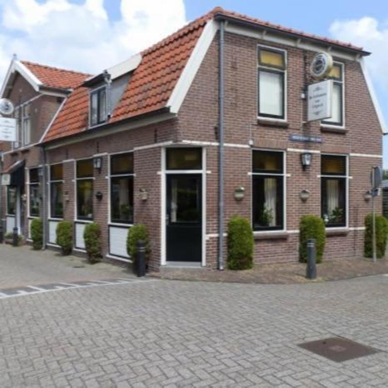 Fietscafe Bistro Nadar in Uitgeest (Noord-Holland)