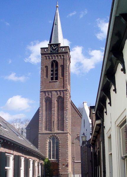 Sint-Hippolytuskerk in Kamerik