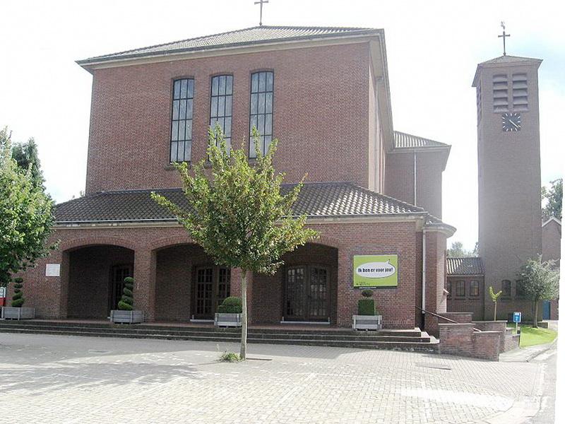 Sint-Harlindis- en Relindiskerk Ellikom