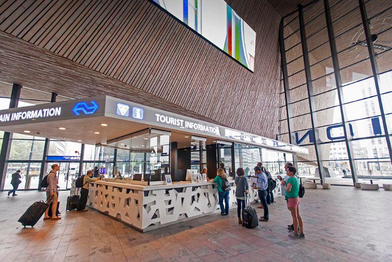 Rotterdam Vvv Kantoor : Vvv vestiging rotterdam tourist information centraal station in