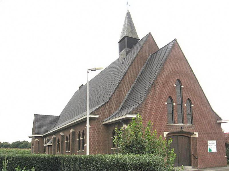 Sint-Hubertuskerk Erpekom