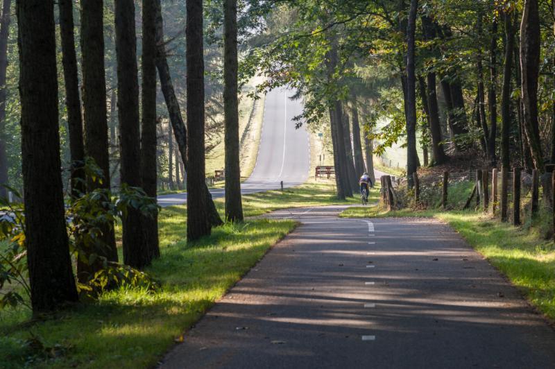 Zevenheuvelenweg in Groesbeek