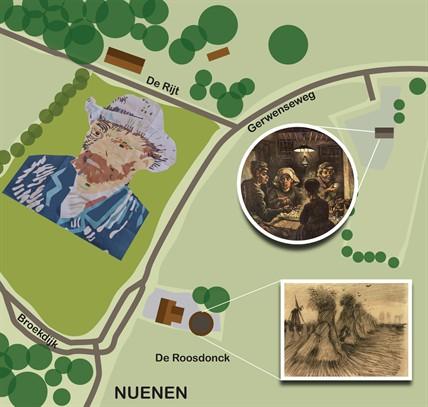 Van Gogh Megaportret