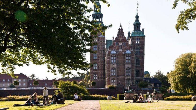 Kopenhagen-Berlijn - 4 - Rosenborg-Slot