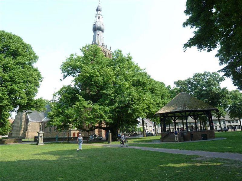 Vrijthof in Hilvarenbeek