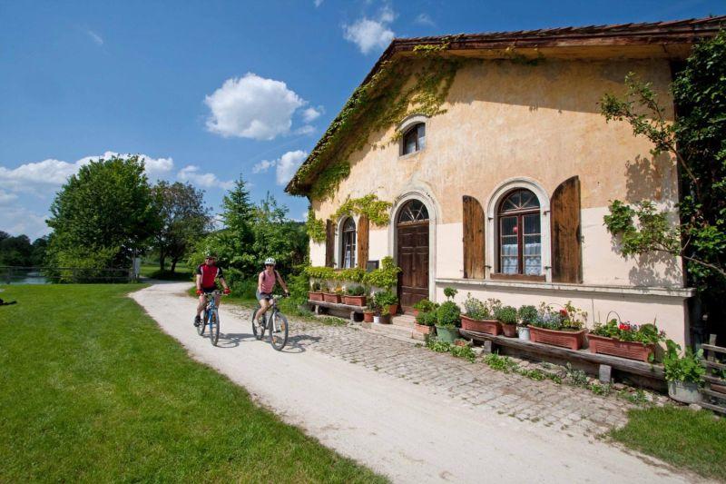 Naturpark Altmühltal - Altmühltal Radweg 1
