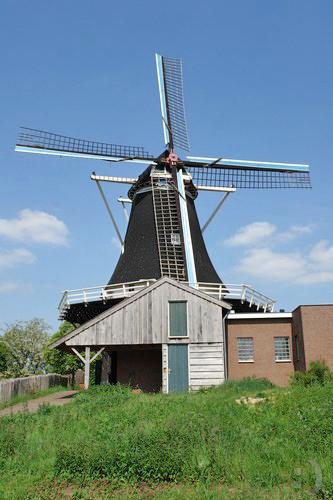 Molen de Wippe Hellendoorn