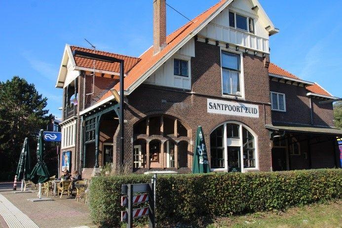 Station Santpoort-Zuid