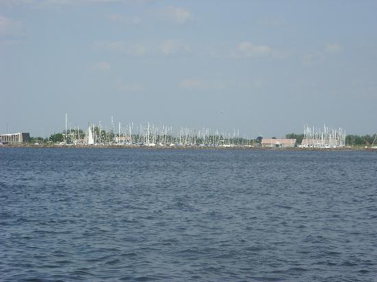 IJsselmeer bij Makkum