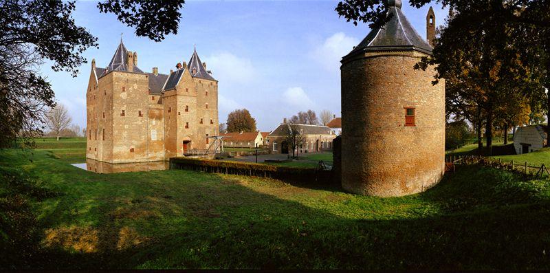 Fort en Slot Loevestein