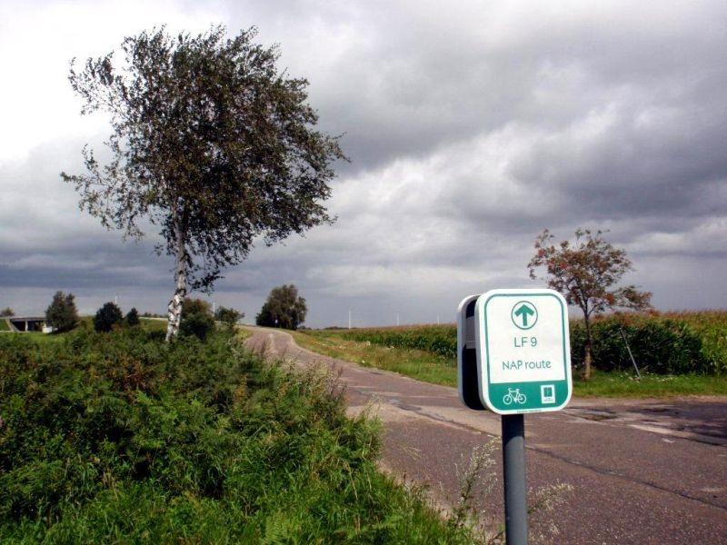 Foto: LF 9 NAP-route - Deel Vlaanderen