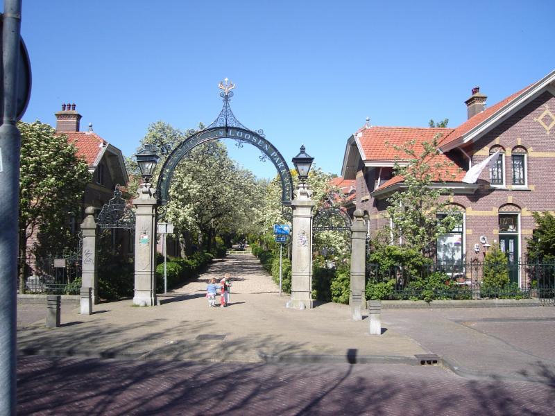 Snouck van Loosenpark in Enkhuizen
