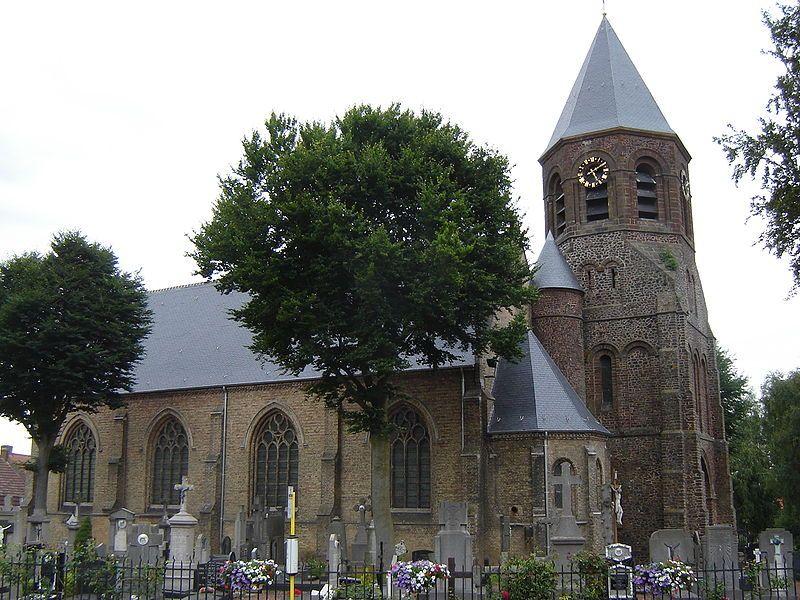 Westouter Sint-Eligiuskerk