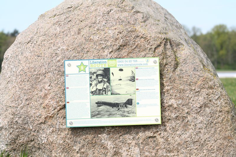 Luisterkei Liberation Route