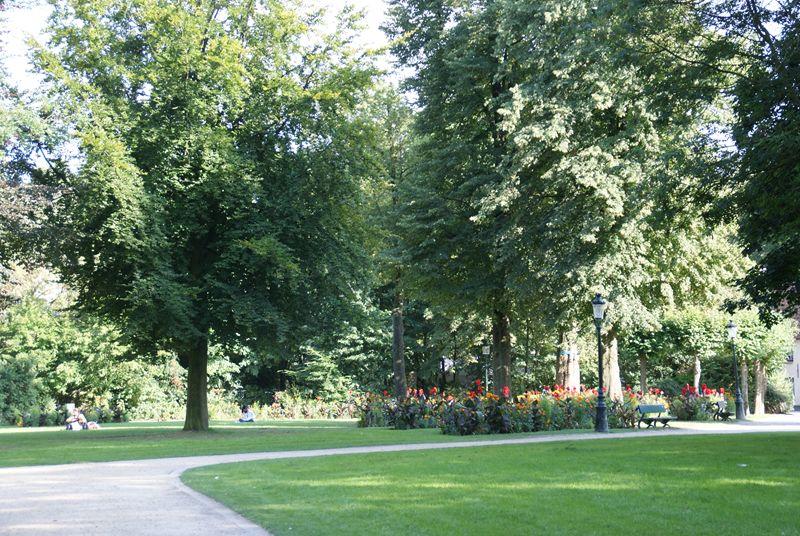 Het Minnewaterpark