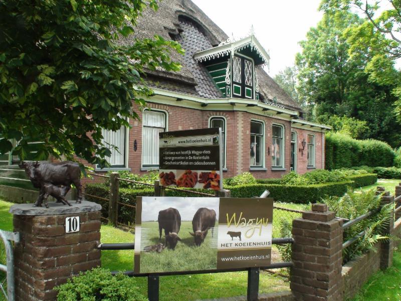 Het Koeienhuis Benningbroek
