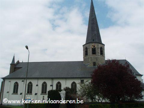 Sint-Medardus-kerk, Ursel