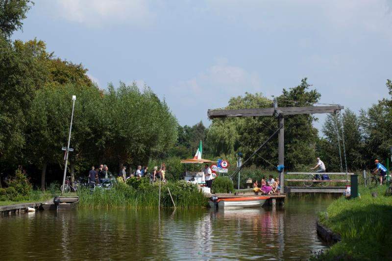 Rondom de Reeuwijkse Plassen