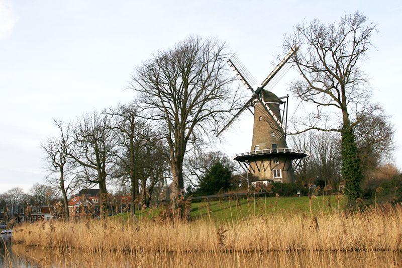 Molen van Piet Alkmaar