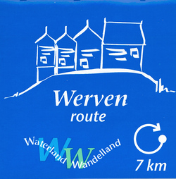 Wervenroute