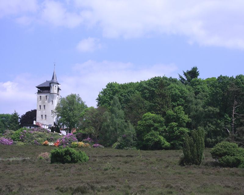 Toren van Palthe, Sprengenberg