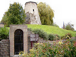 Walm. bastion Generaliteit Sas van Gent
