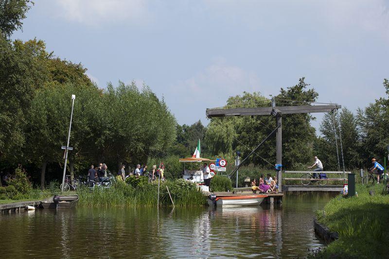 Rond de Reeuwijkse Plassen