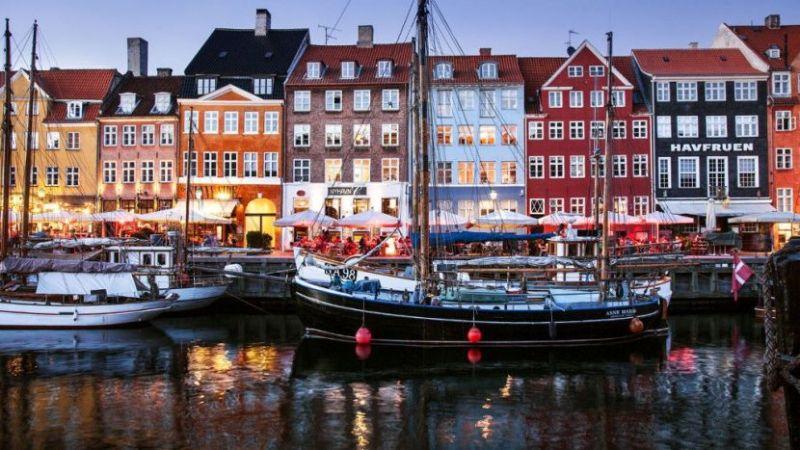Kopenhagen-Berlijn - 2 - Nyhavn