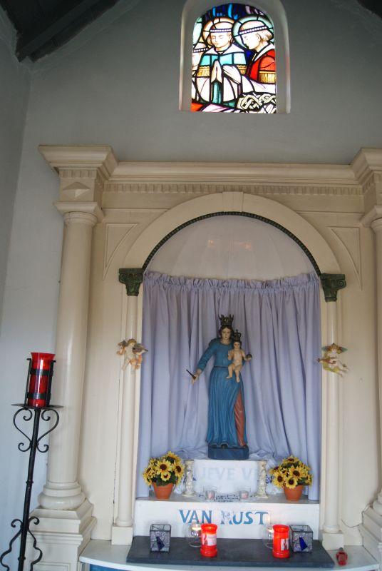 Kapel van Onze Lieve Vrouw van Rust