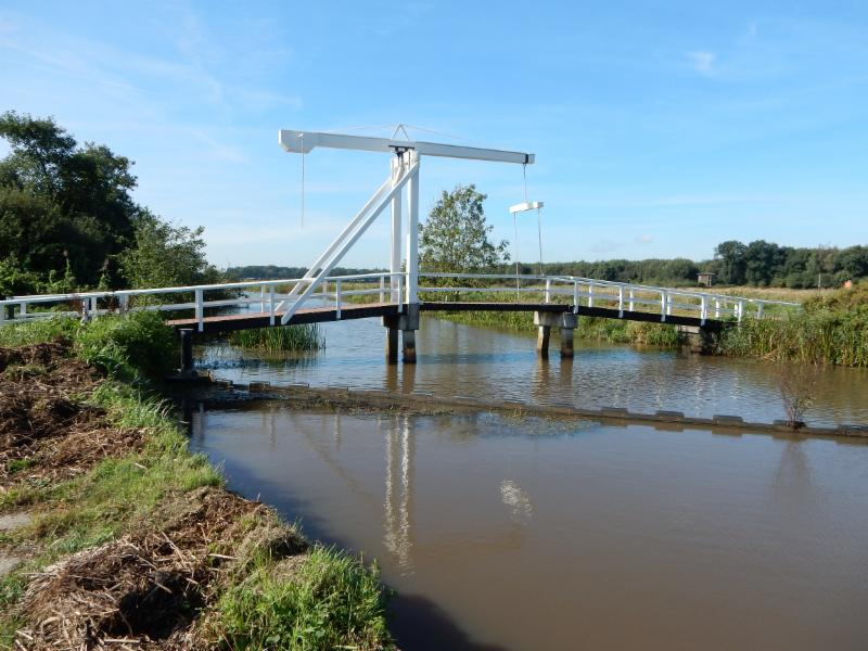 Fietsroute Heerenveen en omgeving