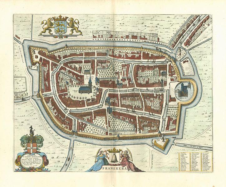Franeker in vroegere tijden