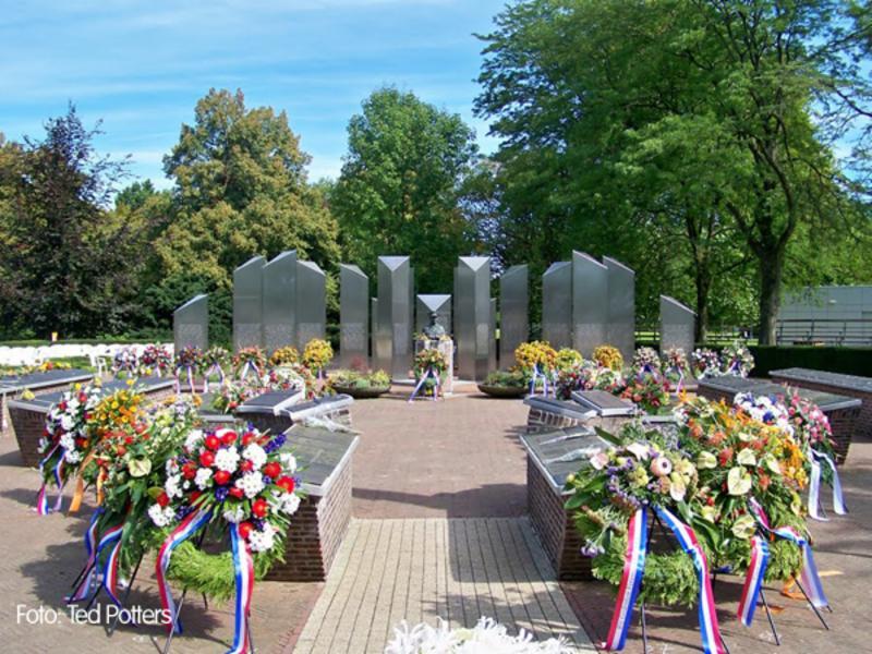 Nationaal monument voor gevallenen in Nederlands-Oost-Indië en Nieuw-Guinea (1945-1962) en vredesoperaties