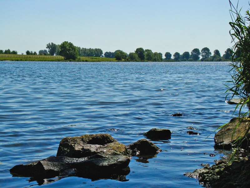 Maas bij Cuijk