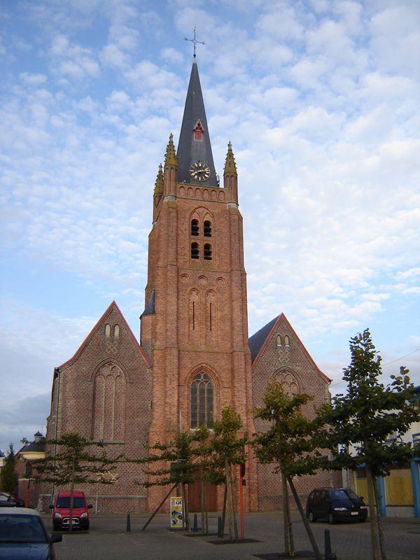 Sint Amanduskerk, Wingene