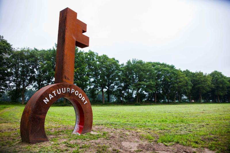 Sleutel Natuurpoort de Heksenboom
