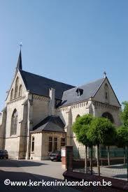 Sint-Genovevakerk,Zussen