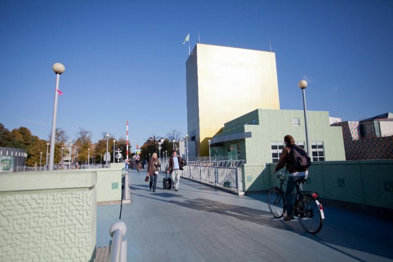 Groninger Museum Museumbrug