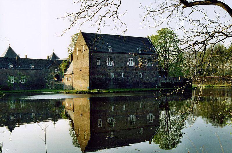 Eymerick, het oude kasteel Heeze