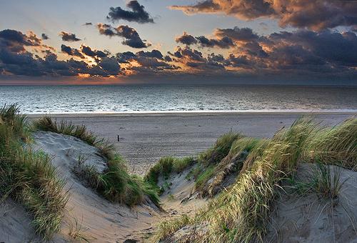 Strand bij Ouddorp