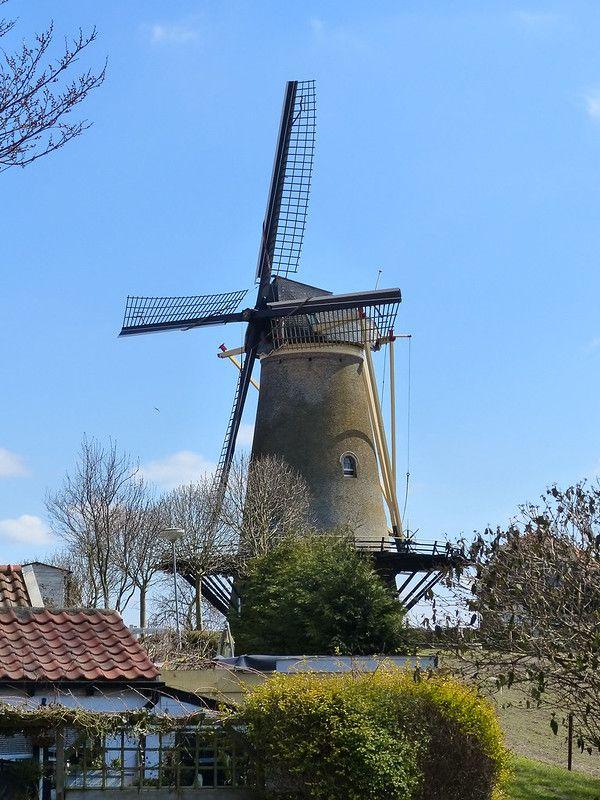 Zierikzee, Windmill Den Haas