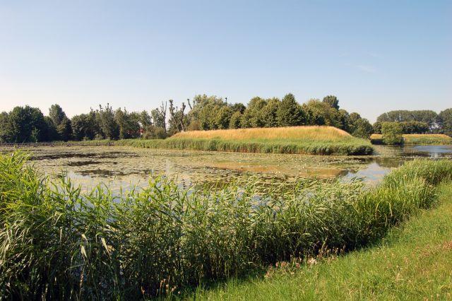 Fort Wierickerschans in Nieuwerbrug