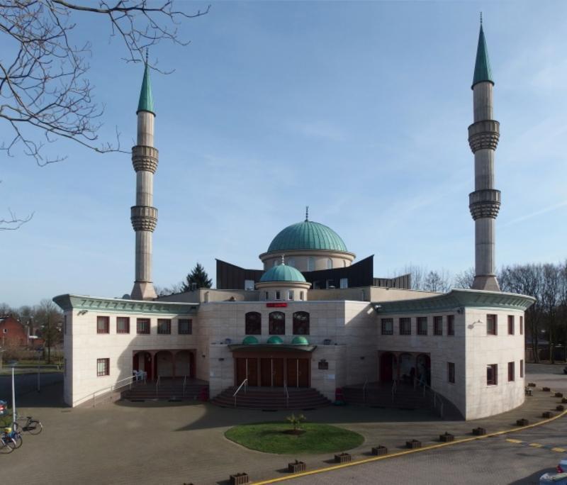 Moskee Tilburg