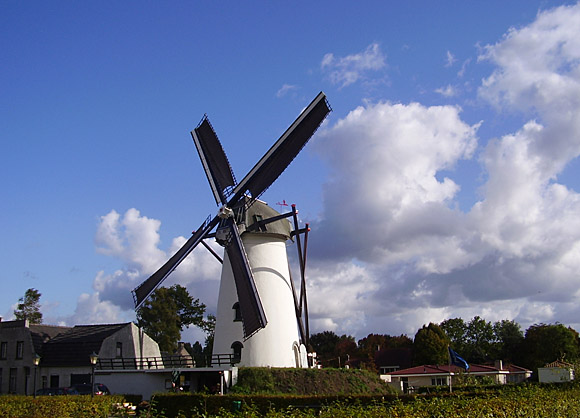 Molen Sint Anthonius ambt