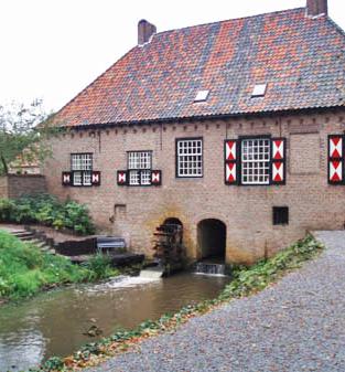 Watermolen Deurne