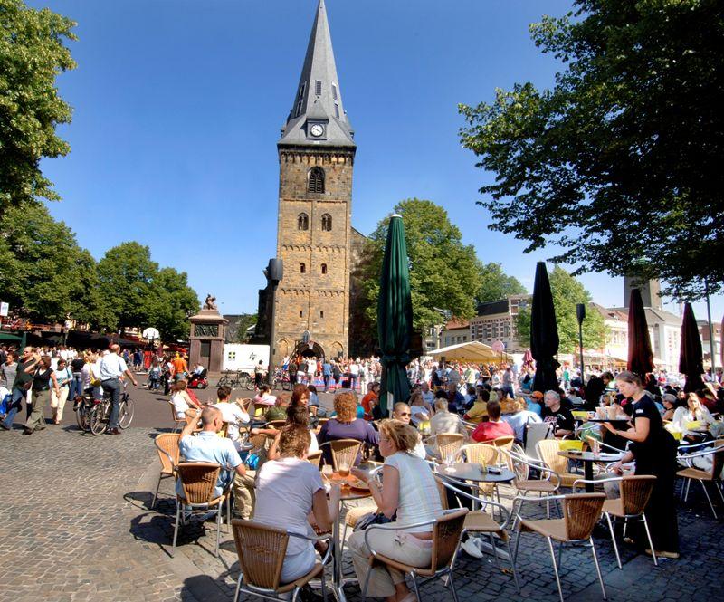 Foto: Ronde cultuur en natuur Enschede