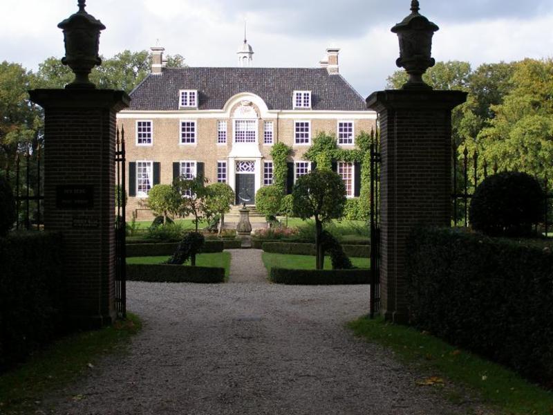 Huis Den Berg in Dalfsen - Foto: Hennie Laarman