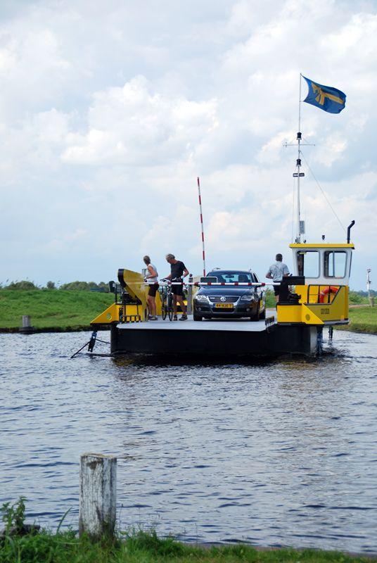 Pontje bij Eemdijk
